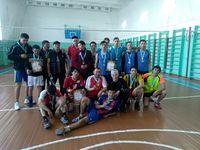 Чемпионат района по волейболу