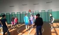 Чемпионат района по баскетболу